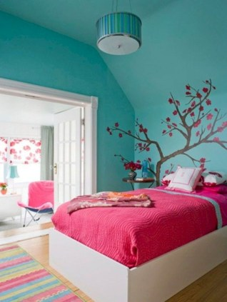 Stunning ideas for small rooms teenage girl bedroom 12