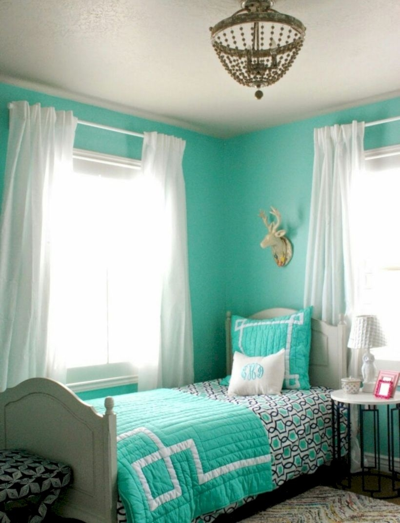Stunning ideas for small rooms teenage girl bedroom 17