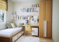 Stunning ideas for small rooms teenage girl bedroom 38
