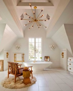 Stunning wood accents to refresh your bathroom 13