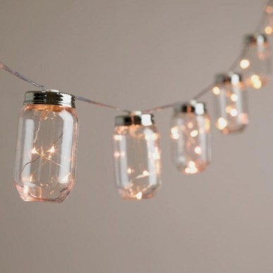 Twinkly ways to light up your home with christmas fairy light 08