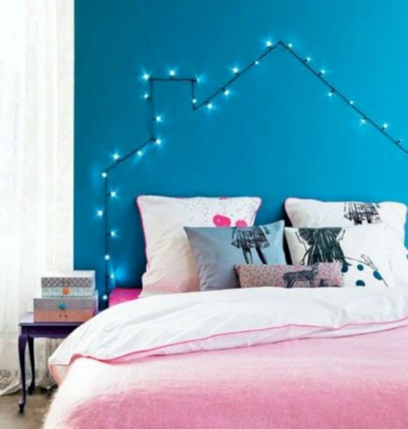 Twinkly ways to light up your home with christmas fairy light 13