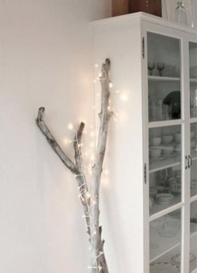 Twinkly ways to light up your home with christmas fairy light 16