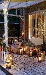 Twinkly ways to light up your home with christmas fairy light 19