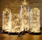 Twinkly ways to light up your home with christmas fairy light 21