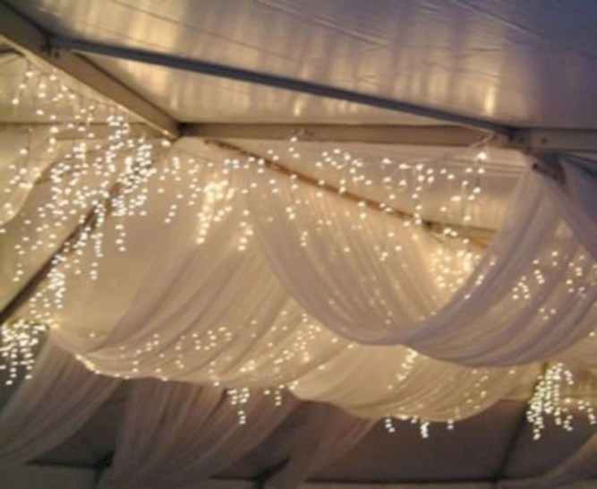 Twinkly ways to light up your home with christmas fairy light 44