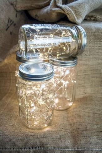 Twinkly ways to light up your home with christmas fairy light 46