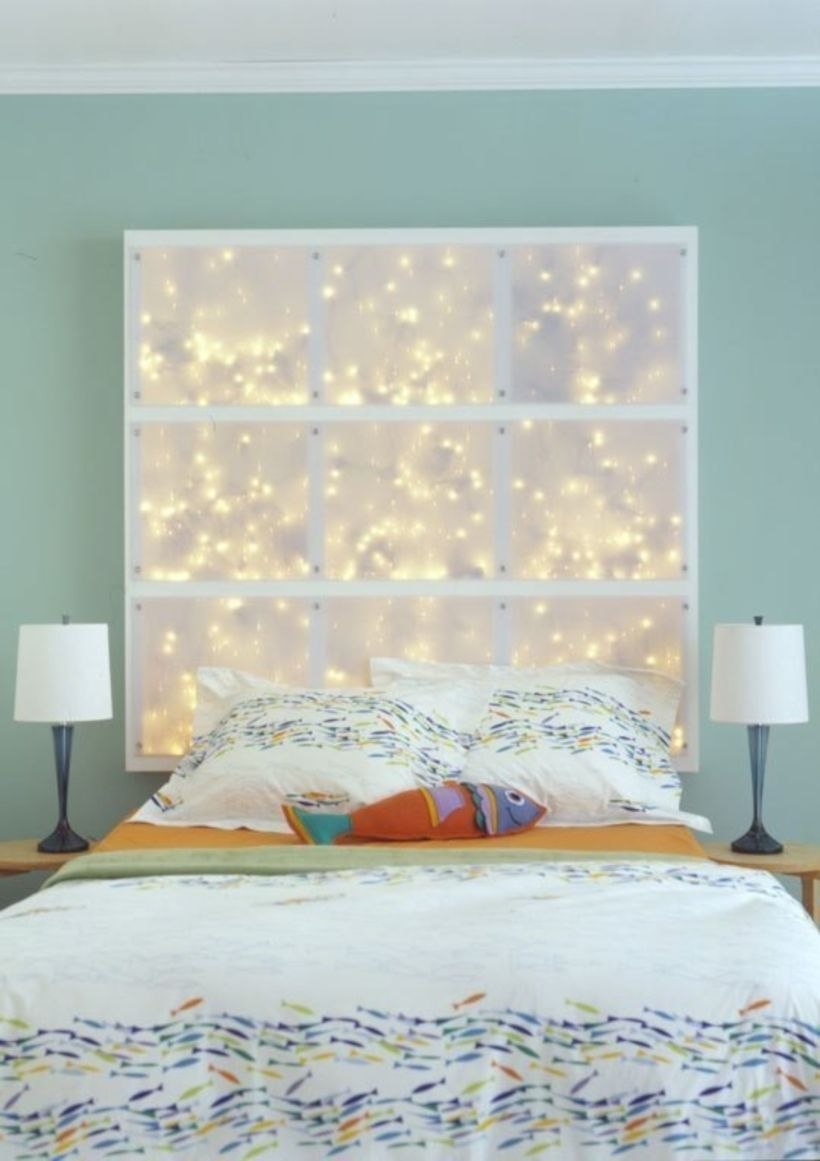 Twinkly ways to light up your home with christmas fairy light 48