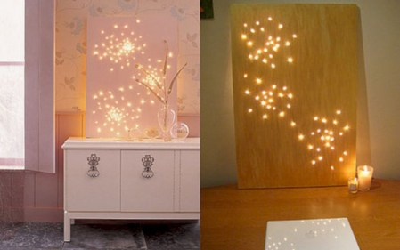 Twinkly ways to light up your home with christmas fairy light 49