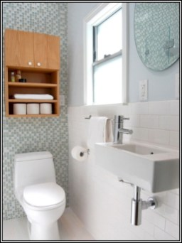 Very small bathroom design on a budget 17