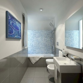 Very small bathroom design on a budget 24