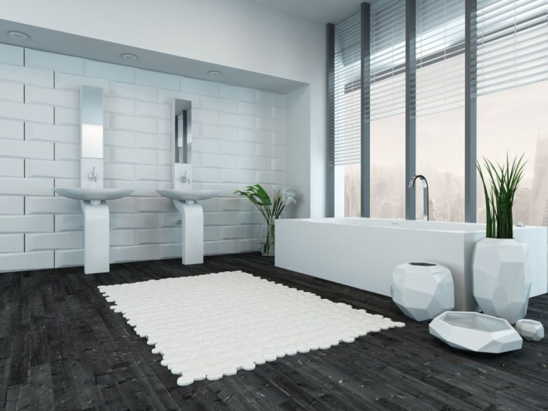 Ways to boost and refresh your bathroom 05