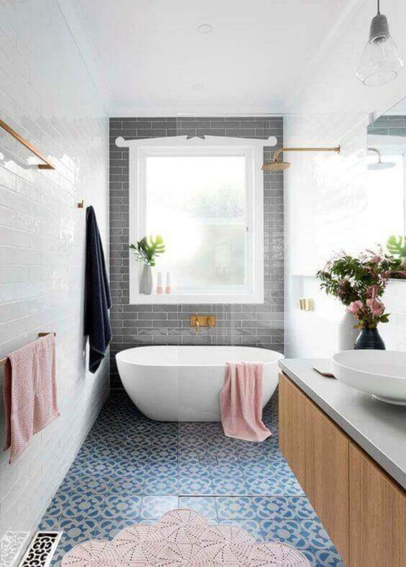 Ways to boost and refresh your bathroom 29