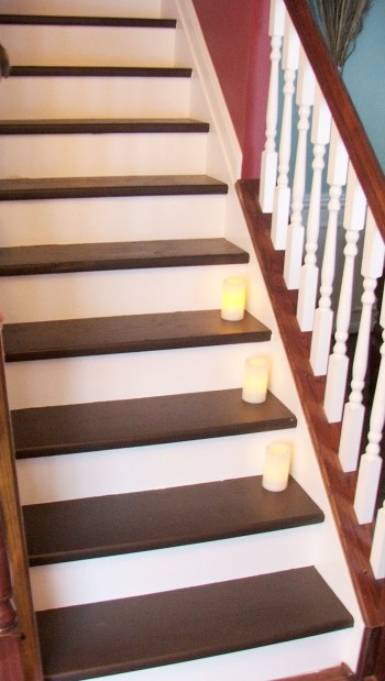 Wood-stair-remodel-under-100-cleverly-inspired-on-remodelaholic