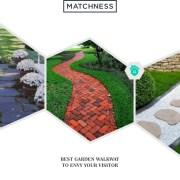 26. garden walkway