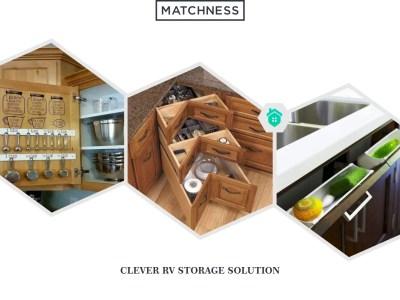 27. rv storage solution
