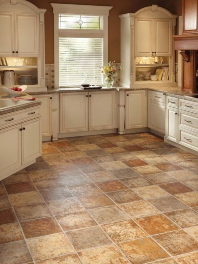 types of tiles for kitchen 16 lovely tile floor for your bathroom and kitchen 8637
