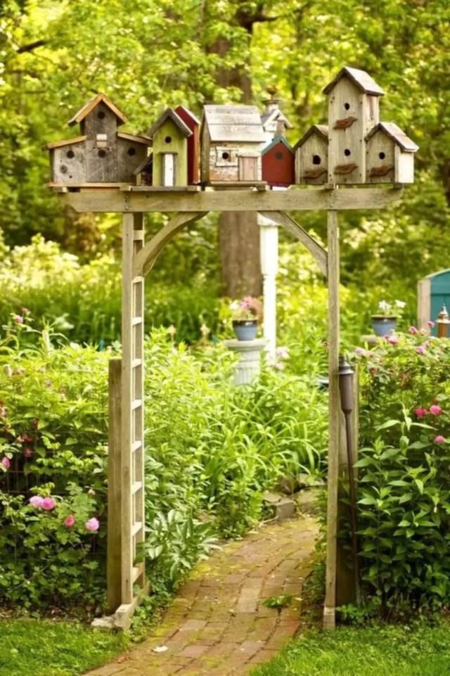 Diy garden gates ideas