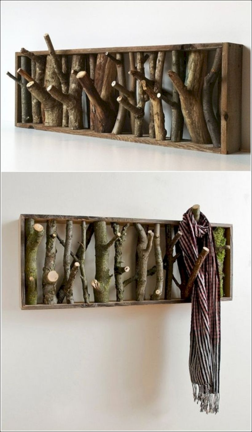 Diy tree branches home decor ideas