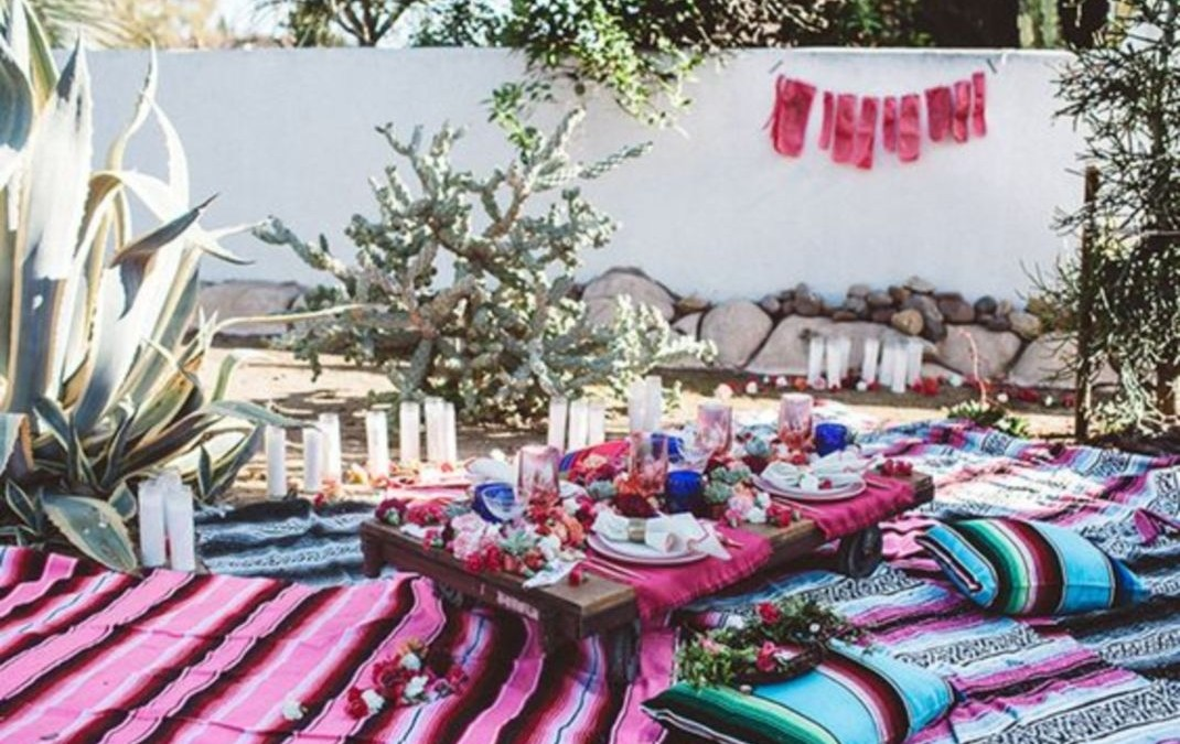 15 Gorgeous Moroccan Bohemian Party Decor Ideas
