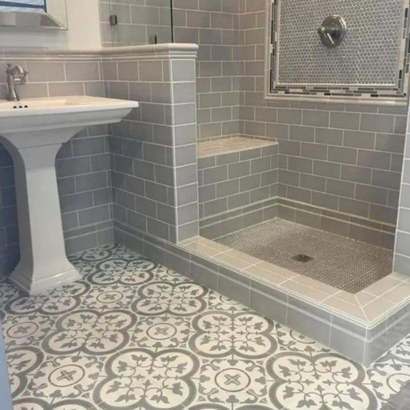 Ideas making bathroom laminate flooring