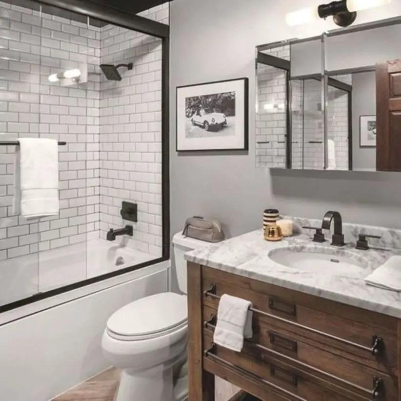 Modern farmhouse bathroom vanity ideas