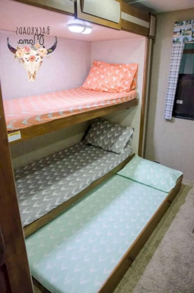 Rv camper van interior remodel
