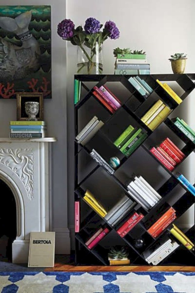 15 Fun And Amazing Ways To Display Books Matchness Com