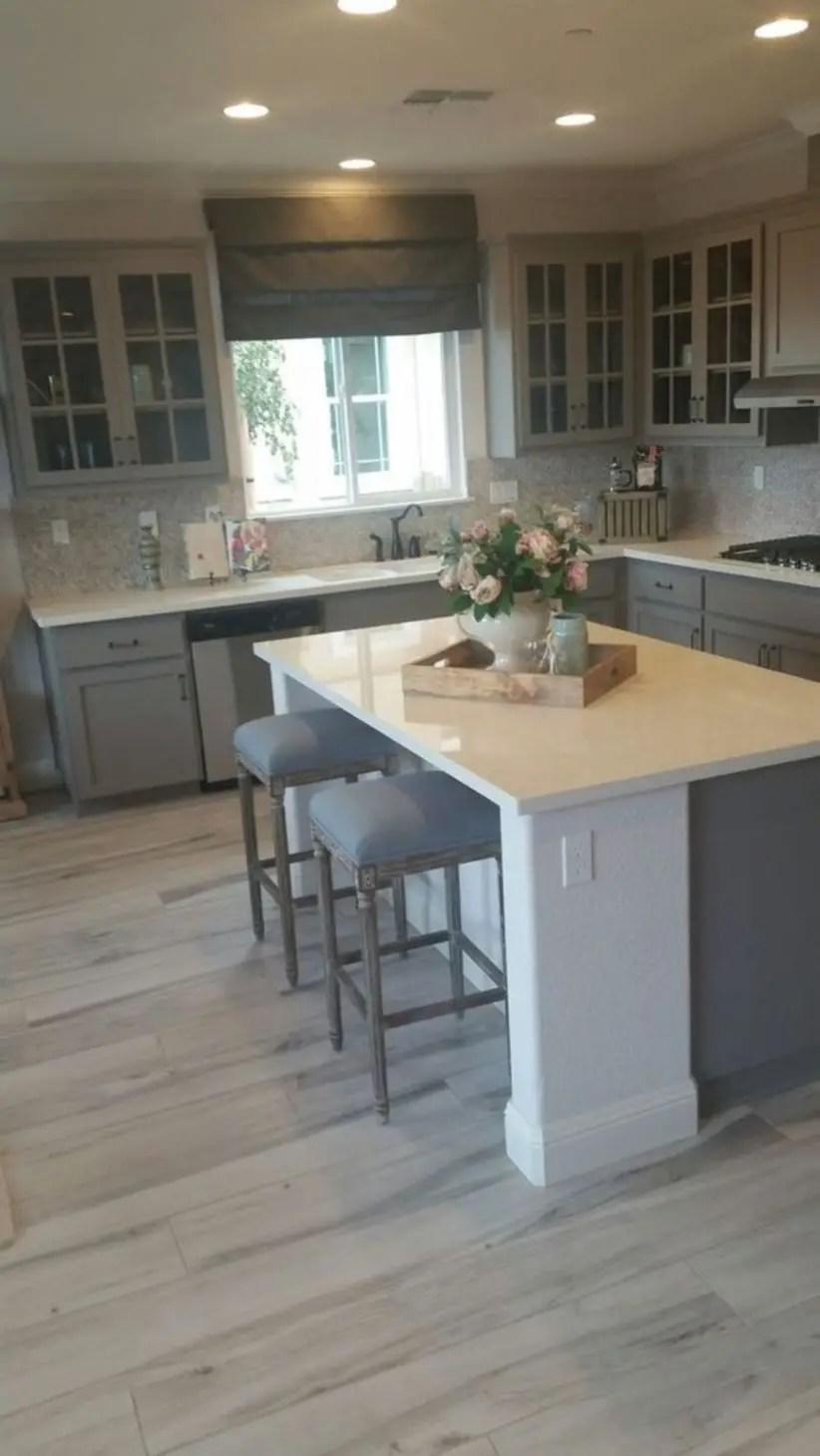 Kitchen floor tile that looks like wood