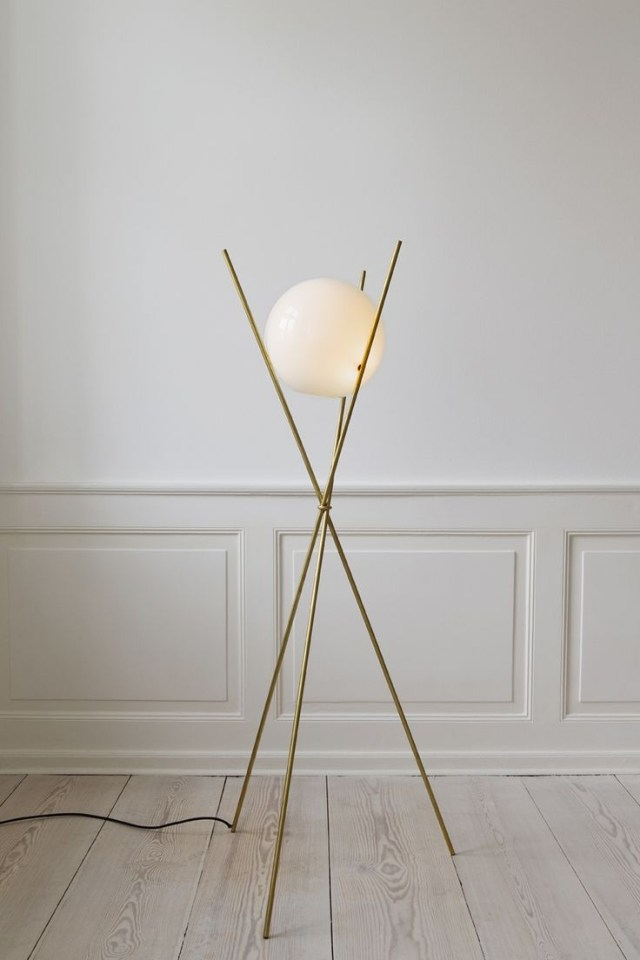 10 contemporary floor lamp design ideas to inspire you 8