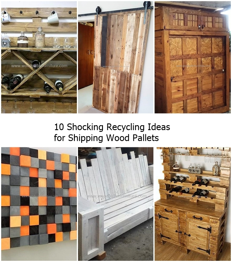 10 Shocking Recycling Ideas for Shipping