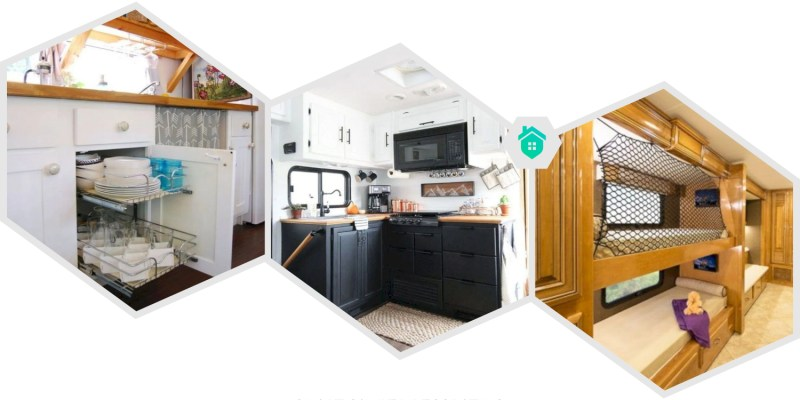 41. ecorating ideas travel trailers