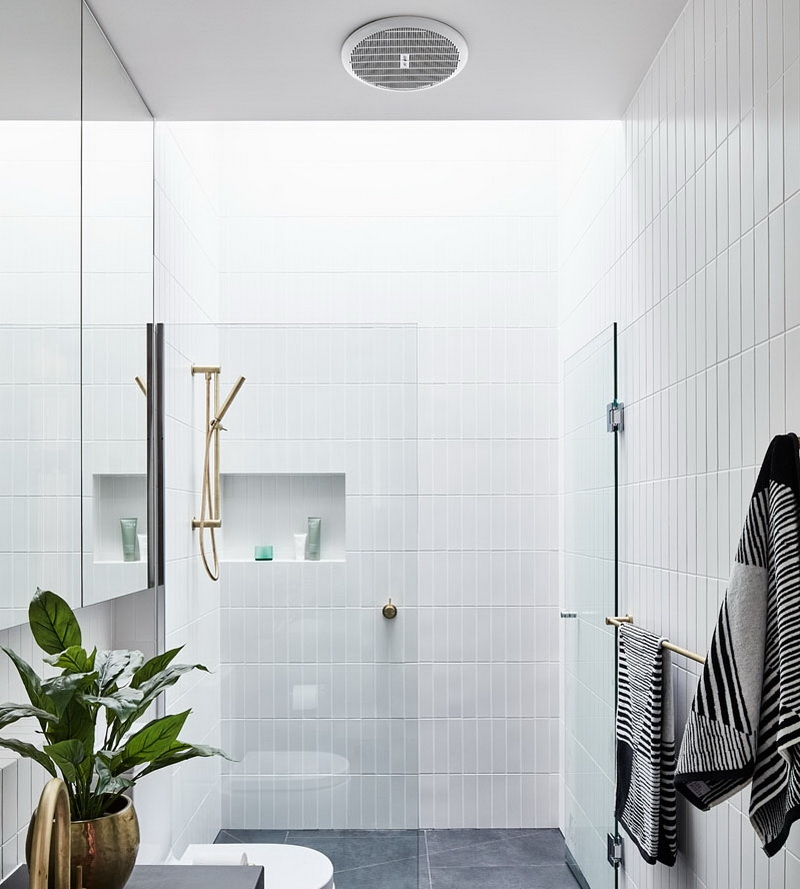 8. bathroom with skylight