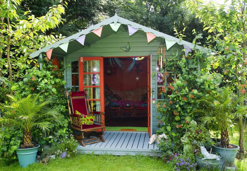 Backyard sheds design ideas that you will love 6