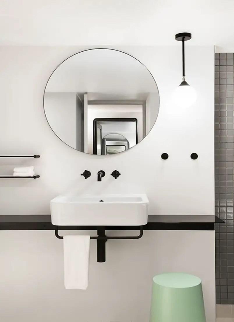 Minimalist bathroom 10
