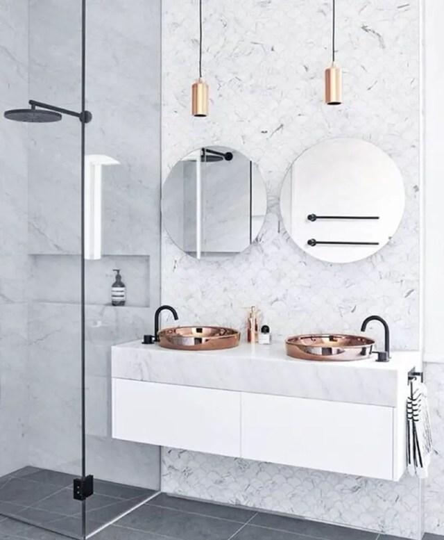 Minimalist bathroom 8