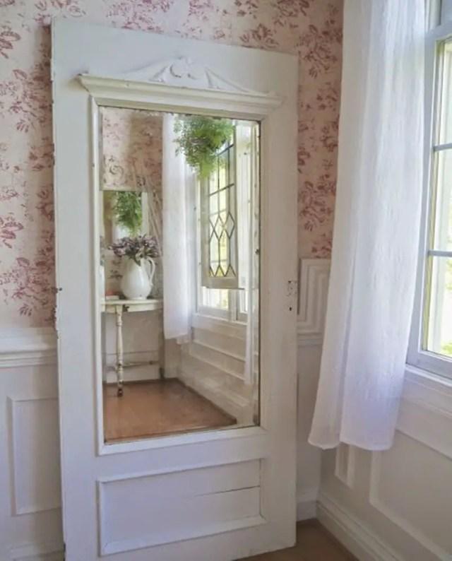 Repurposed old door 3