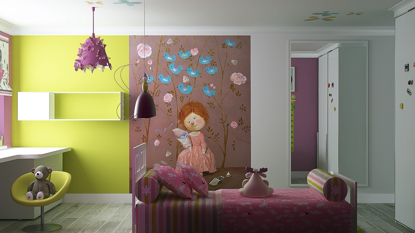 9. wall painting