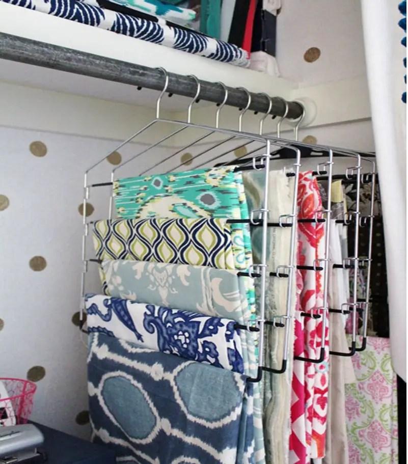 Fabric storage 9