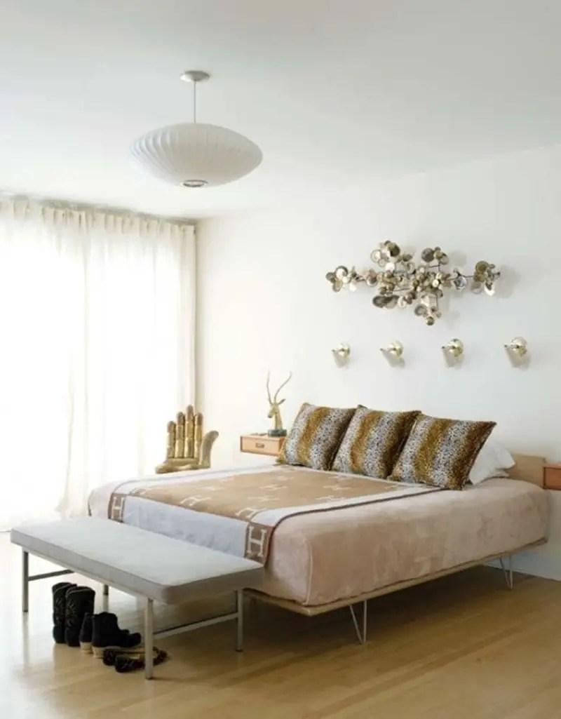 Mid century modern bedroom design ideas 2