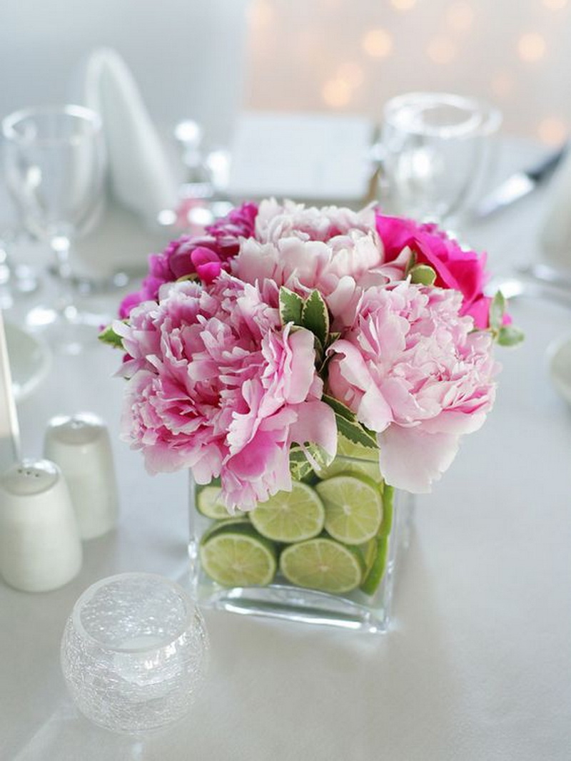6. flowers and lime