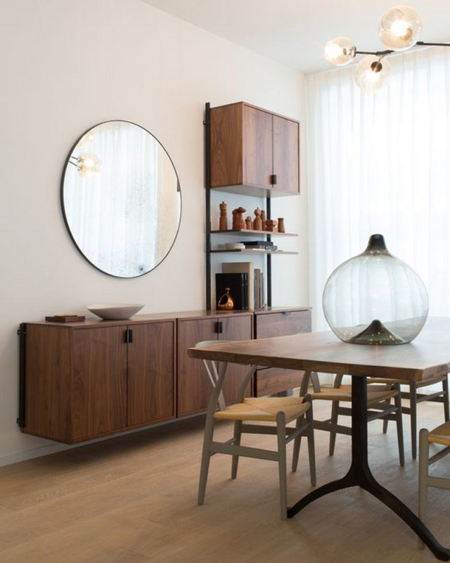 6. mirror forwider space look