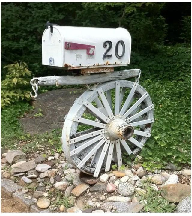Mailbox ideas 10