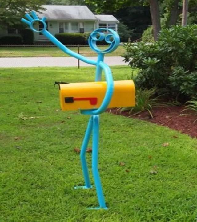 Mailbox ideas 2
