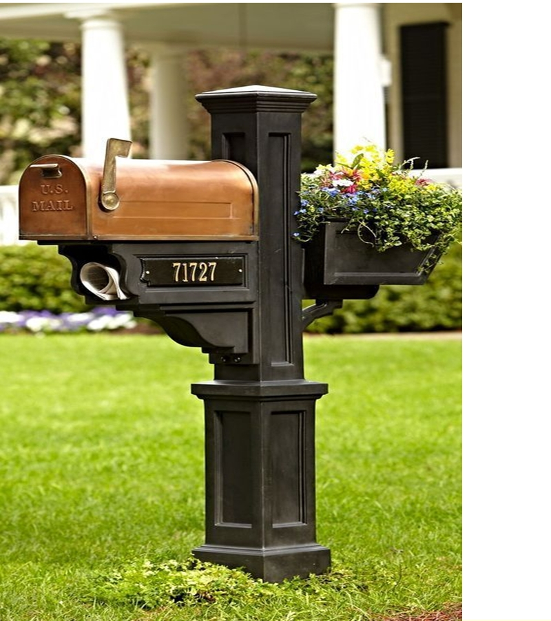 Mailbox ideas 4