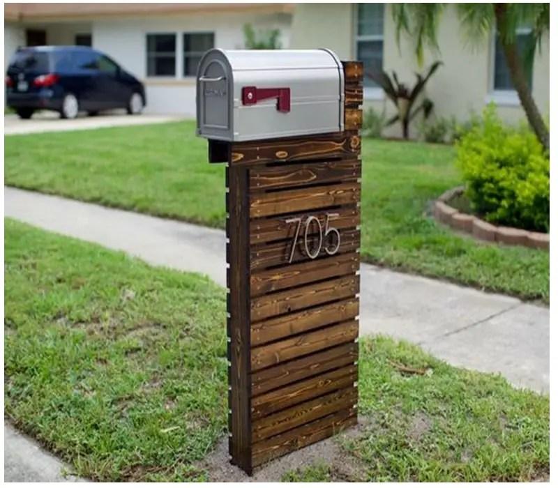 Mailbox ideas 7