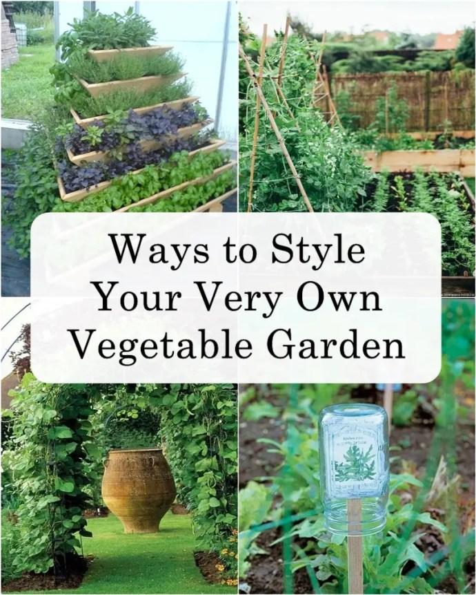 Vegetable garden 1-tile