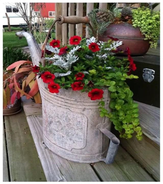 Vintage garden ideas 4