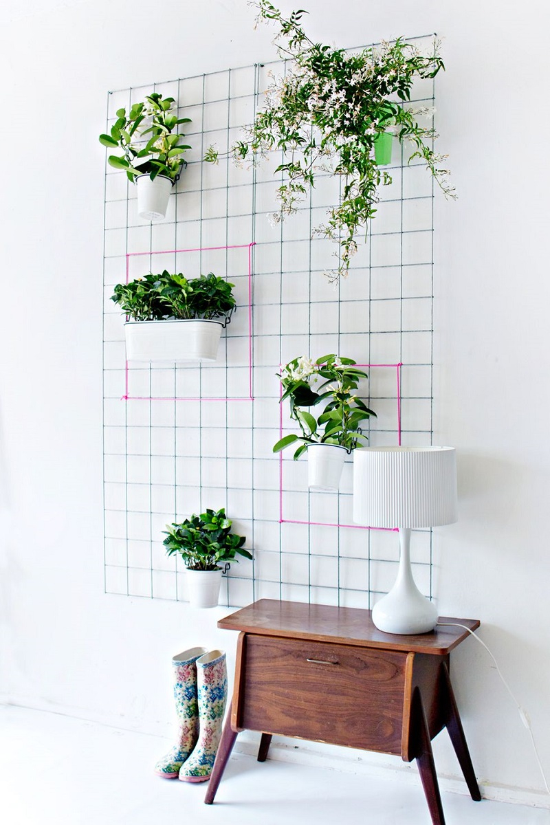 Green-wall-planter-