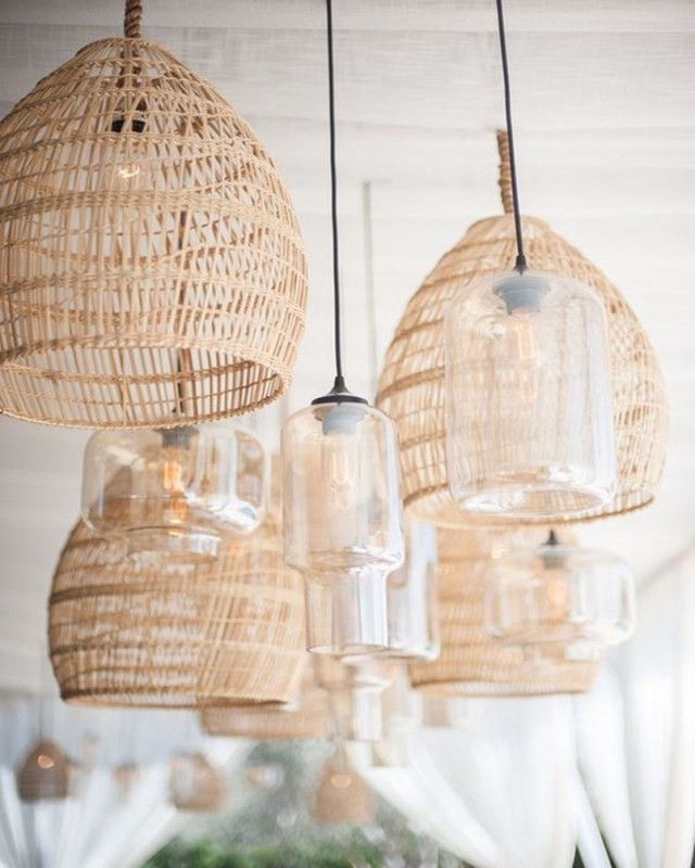 Rattan decoration ideas 1